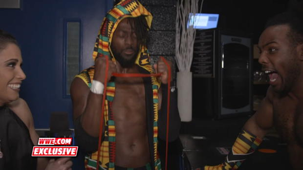 The New Day are ready to take back the SmackDown Tag Team Titles: WWE.com Exclusive, Feb. 20, 2018