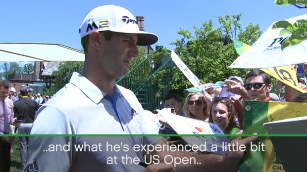 USGA 'pathetic' over Johnson at US Open - Norman