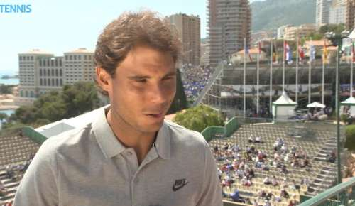 Nadal Interview: ATP Monte-Carlo Preview
