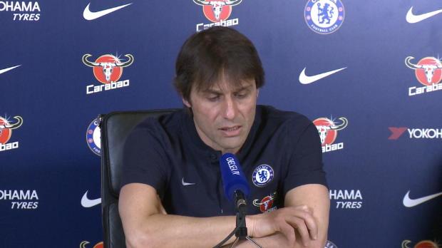 Conte: Gibt es den Handschlag mit Mourinho?
