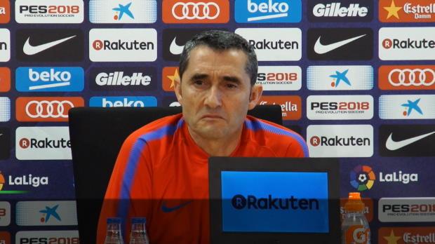 """Valverde: """"Es hängt von Andres Iniesta ab"""""""