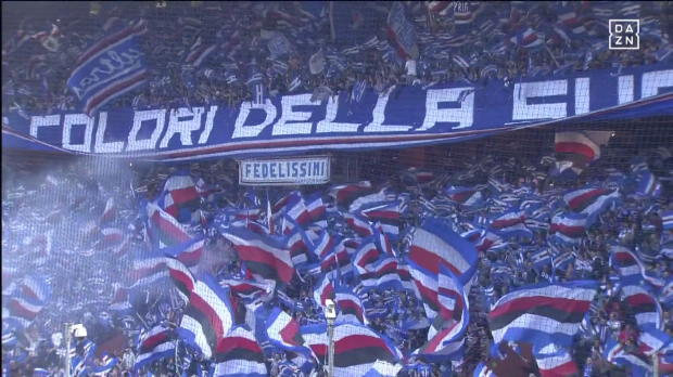 Sampdoria - Genua