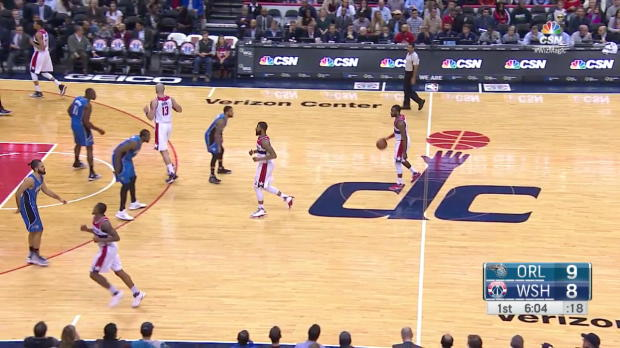 WSC: John Wall goes for 52 points in loss to the Magic