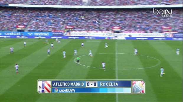 Liga : At.Madrid 2-2 Celta Vigo