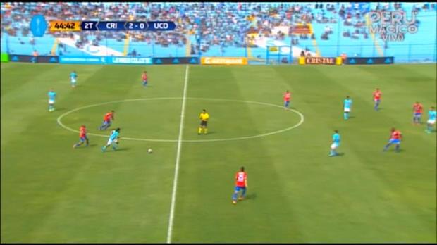 Peru: Flatterball! CL-Finale 2.0 in Lima