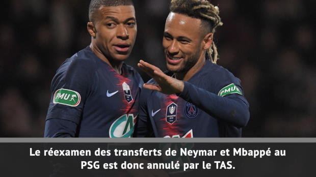 Fair-play financier - Le TAS donne raison au PSG