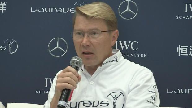 """F1: Häkkinen: """"Harmonie im Team ist wichtig"""""""