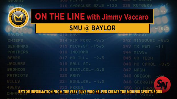 Jimmy V on SMU @ Baylor
