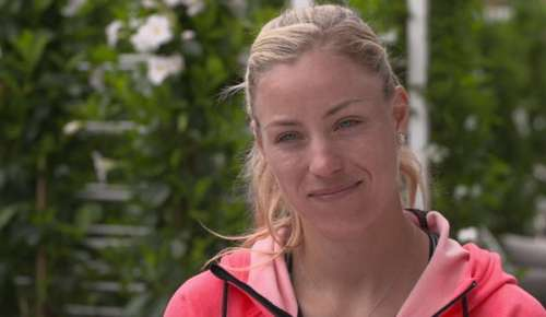 Kerber Interview: WTA Rome Preview