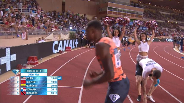 Diamond League: Bolt 2.0! Lyles will Sprint-Krone