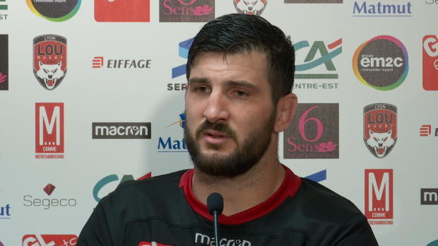 Top 14 - 17e j. : Goujon : 'On rêve d'aller le plus loin possible'