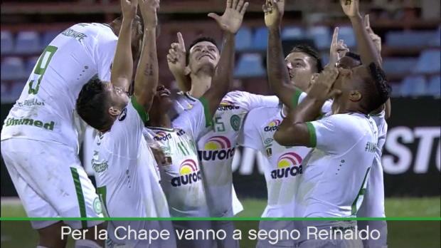 La Chape risorge in Libertadores