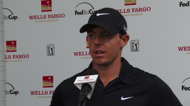 McIlroy and Mickelson poised for weekend push