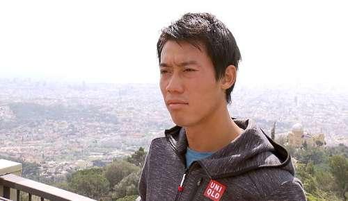 Nishikori Interview: ATP Barcelona Preview