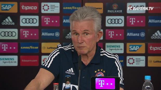 "Heynckes: ""Haben wettbewerbsfähige Bundesliga"""