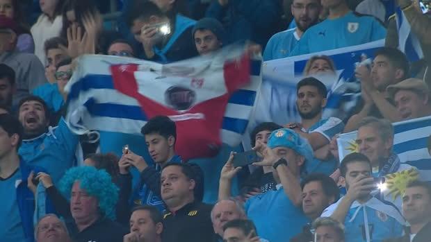 Copa America: Uruguay - Japan | DAZN Highlights