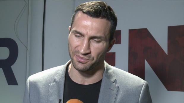 Boxen: Klitschko: Fury nicht mehr klar im Kopf