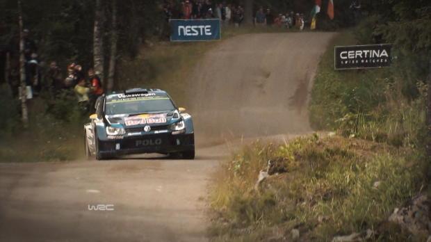 """WRC: Rallye Finnland: """"Allen Mut aufbringen"""""""