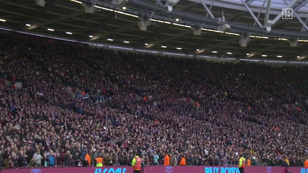 Premier League: West Ham - Newcastle   DAZN Highlights