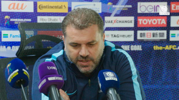 Postecoglou focused on Socceroos performance