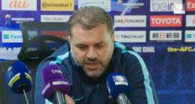 Caltex Socceroos boss Ange Postecoglou says his side doesn't fear any nation.