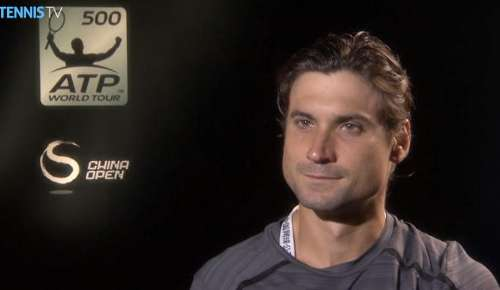 Ferrer Interview: ATP Beijing QF