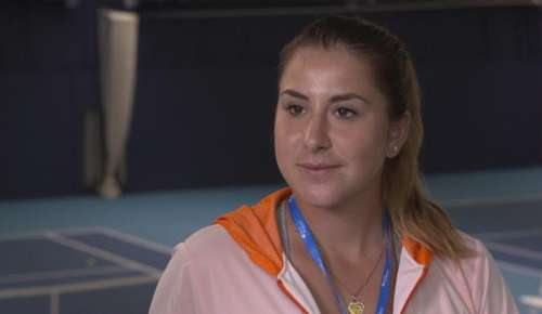 Bencic Interview: WTA Birmingham Preview