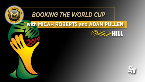 Booking the World Cup