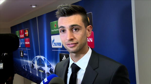 "Foot : LDC - Groupe F : Pastore : ""Beaucoup plus de motivation"""