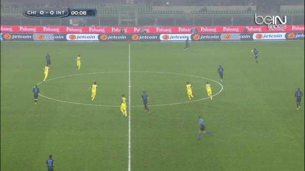 Serie A : Chievo 0-2 Inter
