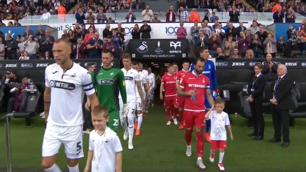 Swansea - Nottingham