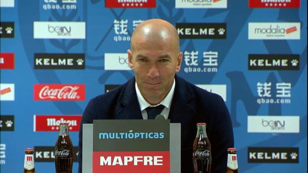"Zidane: ""Ronaldo in Manchester dabei"""