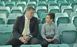 Socceroos boss Ange Postecoglou revealed to Yoshi that he watches every A-League match.