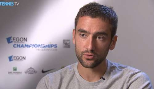 Cilic Interview: ATP Queen's QF