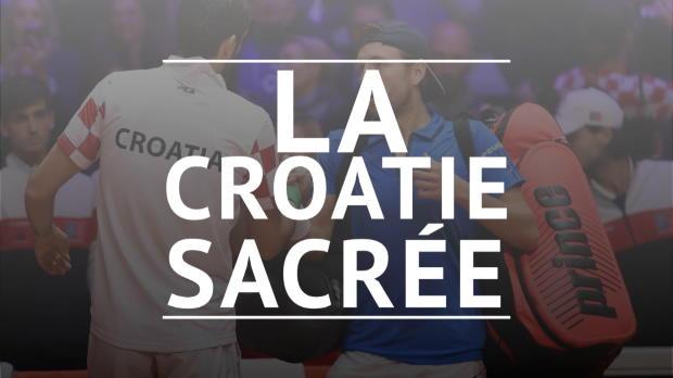 Tennis : Coupe Davis - La Croatie sacrée