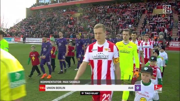 1.FC Union Berlin - FC Erzgebirge Aue
