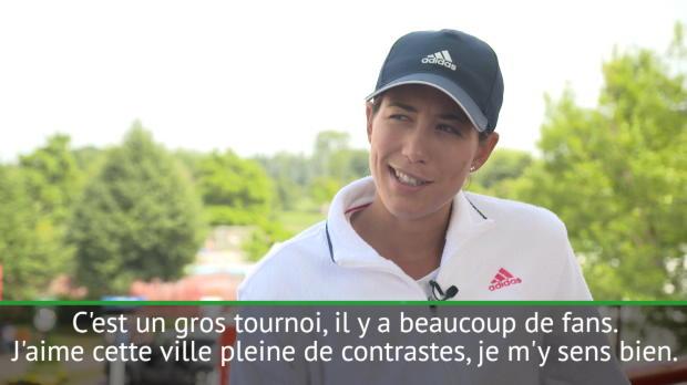 : Montréal - Muguruza - 'Une saison compliquée'