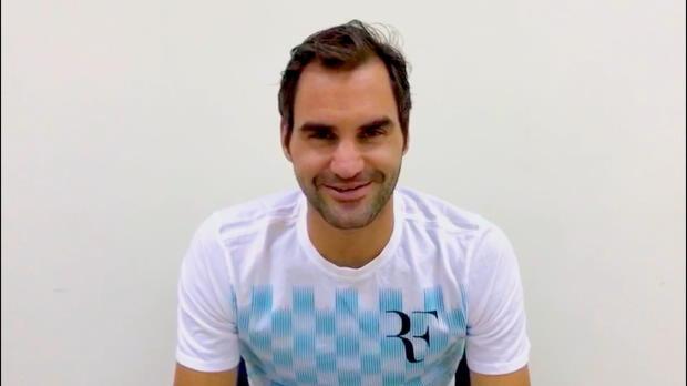 Federer und Nadal: Ziemlich beste Freunde