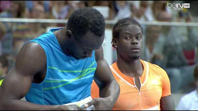 Retour gagnant pour Bolt