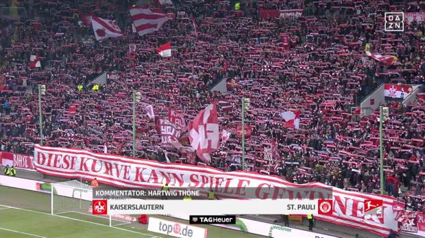 1. FC Kaiserslautern - 1. FC St. Pauli