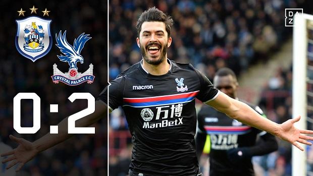 Huddersfield - Crystal Palace