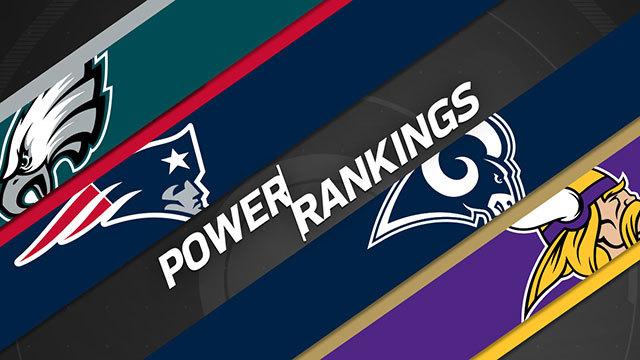 NFL Power Rankings: Post free agency 2018