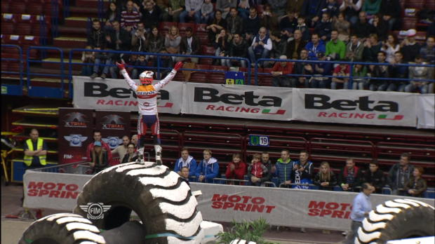 FIM X-Trial World Championship, Milan