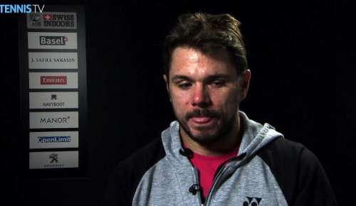 Wawrinka Interview: Basel 2R