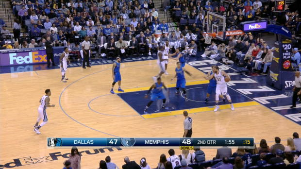 Move of the Night: Marc Gasol