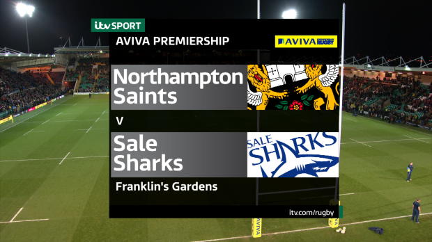 Aviva Premiership - Match Highlights - Northampton Saints v Sale Sharks
