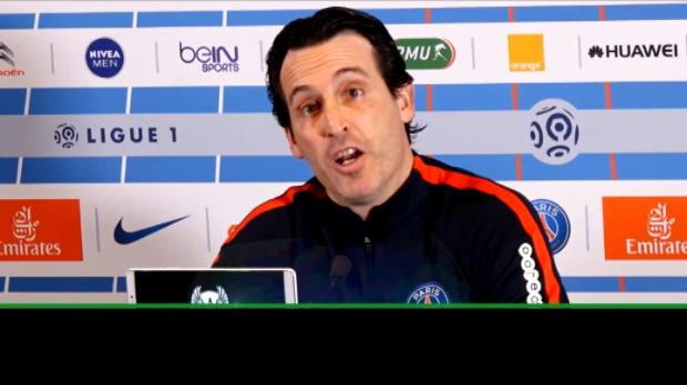 كرة قدم:الدوري الفرنسي: مواجهة مرسيليا وسان جيرمان بأهمية الكلاسيكو -ايمري