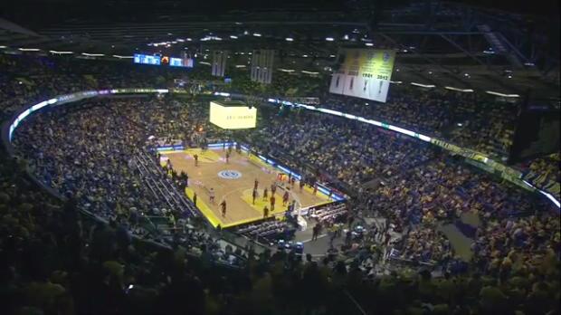 Highlights: Maccabi Fox Tel Aviv-CSKA Moscow