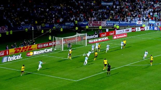 Copa America: Ungewöhnliches Messi-Andenken