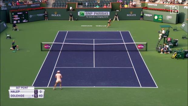 Tennis Top 10: In den USA laufen die Damen um die Wette